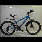 Велосипед AZIMUT Extreme 24