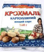 "Крохмаль картопляний ""Впрок"" 300г вищий сорт"