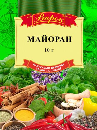 "Майоран ""Впрок"" 10г"