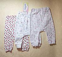 Набор штанишек 62/68 размер