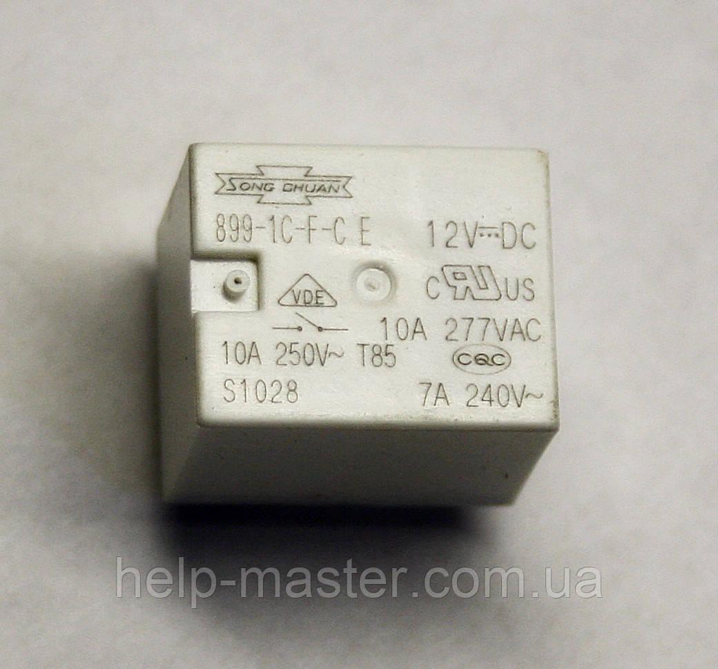 Реле 899-1C-F-CE (12VDC)