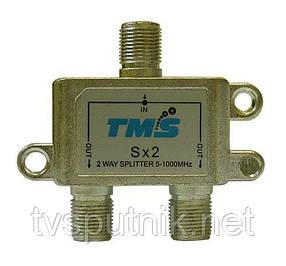 Делитель абонентский Split Sx2 TMS