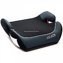 Бустер детский автомобильный Joy, от 3,5 до 12 лет, 15-36 кг, серо-черный (43616), фото 2