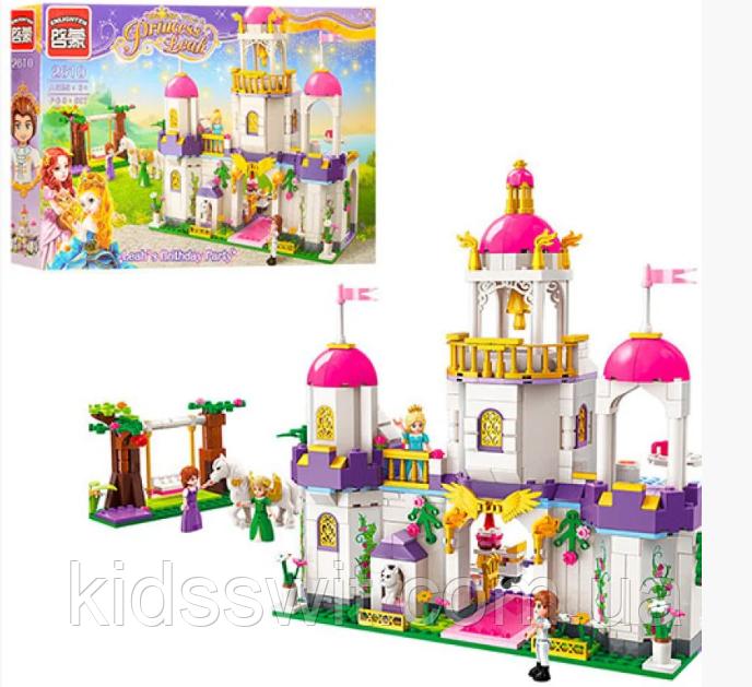 """Конструктор Brick """"Замок принцеси"""" на 587 деталей, 2610"""