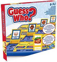 Настольная игра Hasbro: Угадай, кто? (C2124)