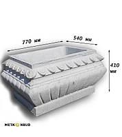 Цветочница бетонная К-5 (110 кг  77*54*41)