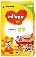 Каша Milupa сухая безмолочная овсяная 170 гр.