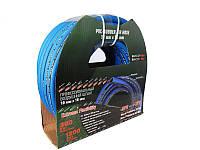 Шланг воздушный резиновый армированный 10*16мм*20м