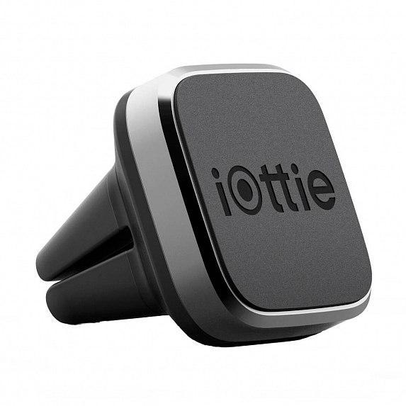 Автодержатель IOTTIE iTap Mini Magnetic Vent Mount Black (HLCRIO155)