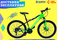 "Спортивный велосипед Unicorn - Rise,  Колеса 26"",Рама 17"",  Хроммолибден"