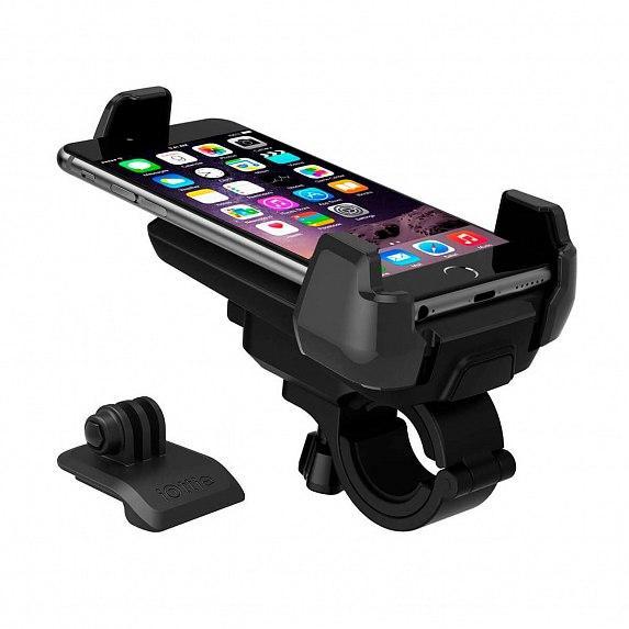 Велодержатель iOttie Bike Holder for iPhone, Smartphones and GoPro Active Edge Black (HLBKIO102GP)