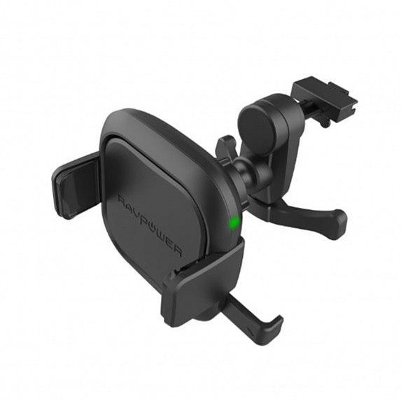 Автодержатель RAVPower 5W Wireless Charging Car Holder (RP-SH008)