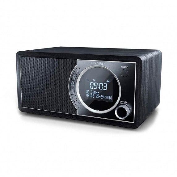 Аудиосистема SHARP Digital Radio Black (DR-450(BK))