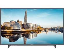 Телевизор грюндик 43 дюйма 4К со смарт тв черный Grundig 43GUB8862 (4K, SMART TV)
