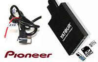 Pioneer MP3 aux usb sd card эмулятор сд чейнджера для магнитолы с IP-BUS, фото 1