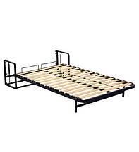 Вертикальная откидная кровать 160*200 с подголовниками, фото 2
