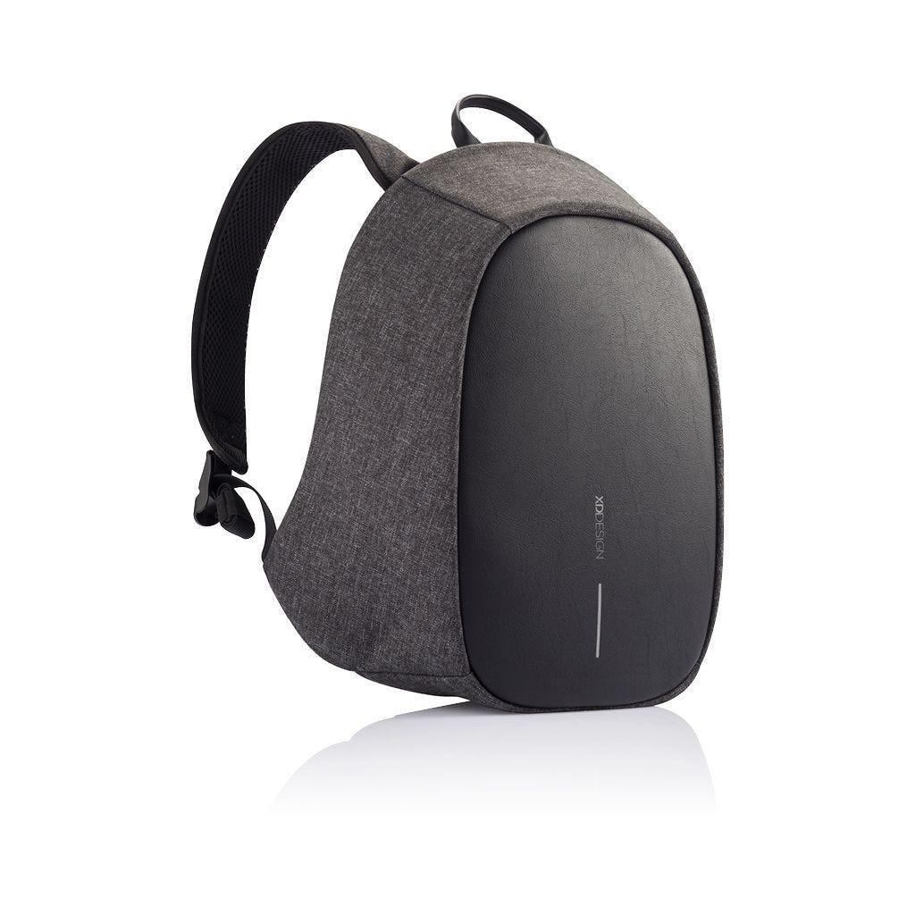 Рюкзак городской женский антивор с тревожной кнопкой XD Design Bobby Cathy Backpack. Black