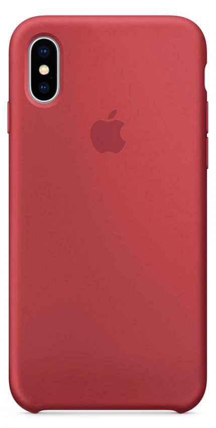 Задняя накладка Hi-Copy Silicone Case APPLE IPHONE XR (№33 CAMELLIA WHITE)
