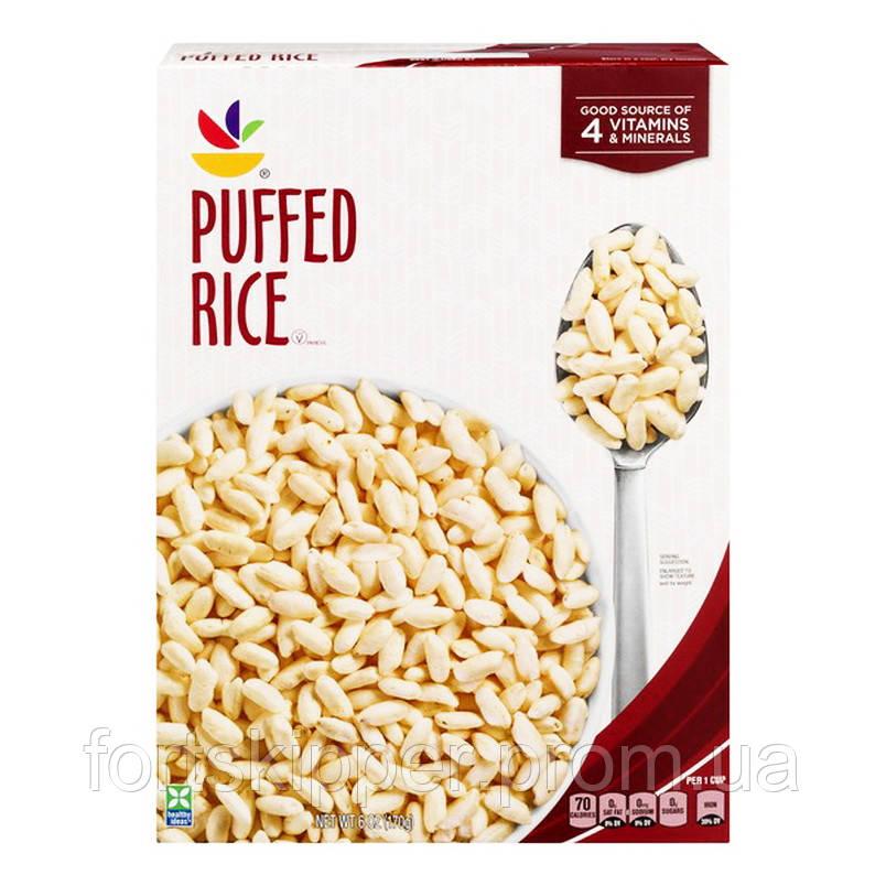 Виробництво підірваного рису 100 кг/год