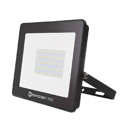 Прожектор светодиодный 50Вт 6400К EV-50-504 PRO 4500Лм, фото 2