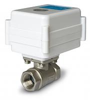 Кран с электроприводом Neptun Aquacontrol ½'' 220В