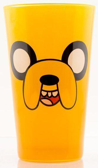 Стакан GB eye Adventure Time - Jake Face Glasses (GLB0134)