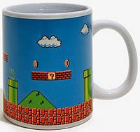Тепловая кружка Paladone Super Mario. Heat Change Mug 300  ml, фото 1