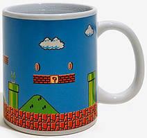 Теплова гуртка Paladone Super Mario. Heat Change Mug 300 ml