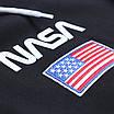 Худи осень-зима т синий NASA №5, рис на рукавах Т-2 DBLU XXL(Р) 20-589-203-003, фото 4