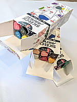 Набор скетч-маркеров для рисования двусторонних Santi sketchmarker , 18шт/уп     код: 390527, фото 2