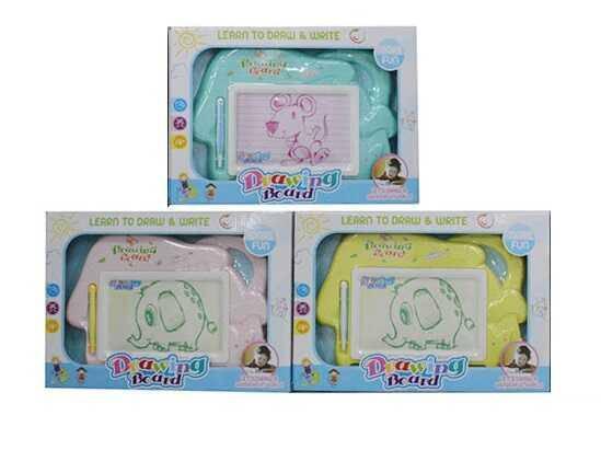 Доска для рисования  3488 B (96/2) 3 цвета, в коробке, фото 2