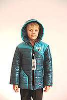 Теплая куртка для мальчика осень-зима 2015, фото 1