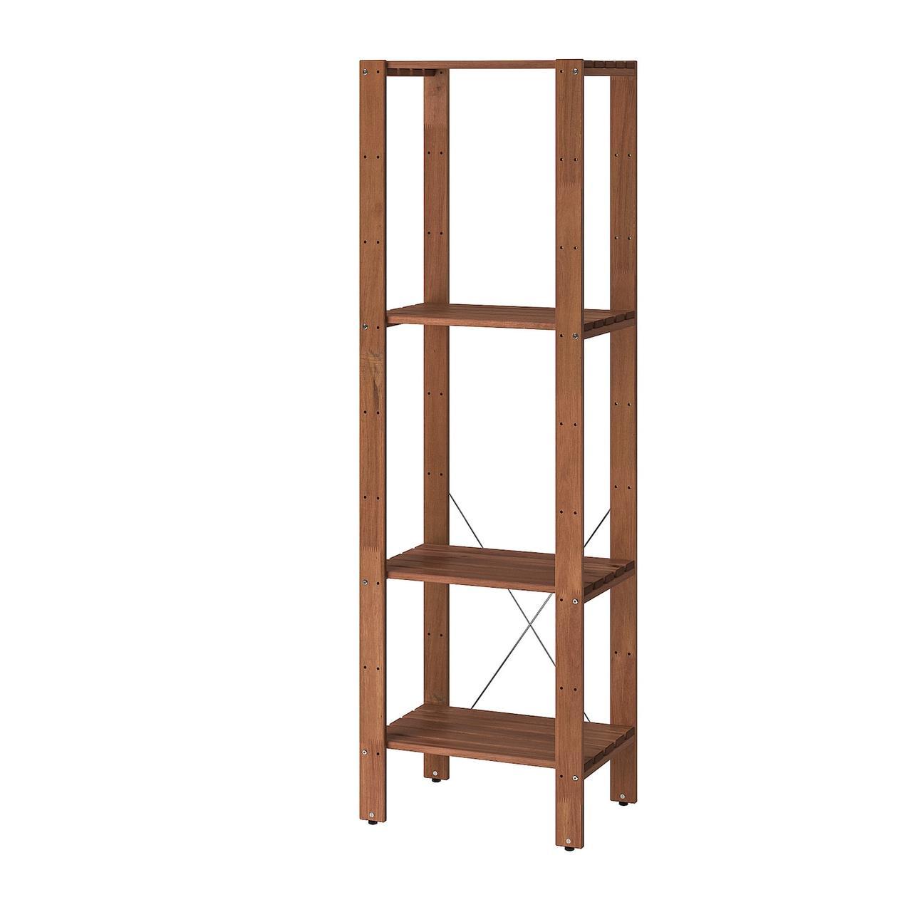 IKEA TORDH Шкаф, садовый, 50x35x161 см