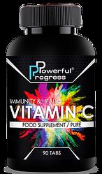 Витамин Ц Powerful Progress Vitamin C 90tab
