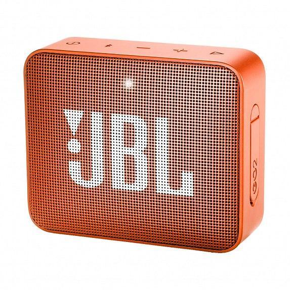 Акустика JBL GO 2 Orange (JBLGO2ORG)