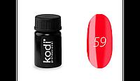 Гель краска Kodi №59 4 мл, фото 1