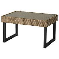 IKEA SOLLERÖN Журнальный столик, садовый, 92x62 см
