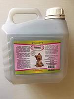 Шампунь-концентрат парфюмированный для длинной шерсти 3л ТМ Tsutsyk