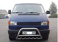 Кенгурятник (передняя защита) Volkswagen Transporter T4