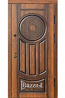Входные Двери C МДФ «Кордон Оптима» Пк 61 Дуб Темный / Патина