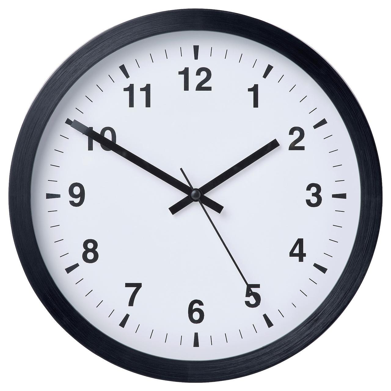 IKEA TJALLA Часы, 28 см