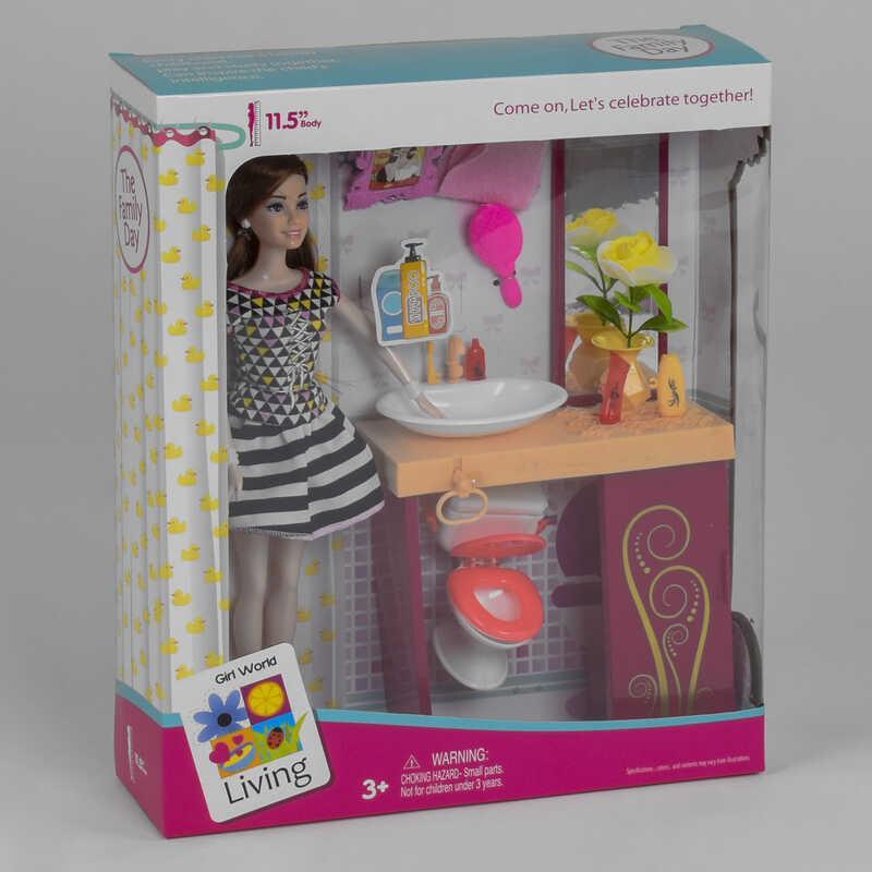 Лялька JX 200-53 (36/2) з аксесуарами, в коробці