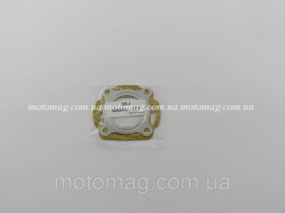 Прокладки цилиндра Yamaha 3KJ/5BM/ Aprio/Axis/Artistic, 50cc, ø-40 мм, комплект, (леп. клапан)(тайвань)