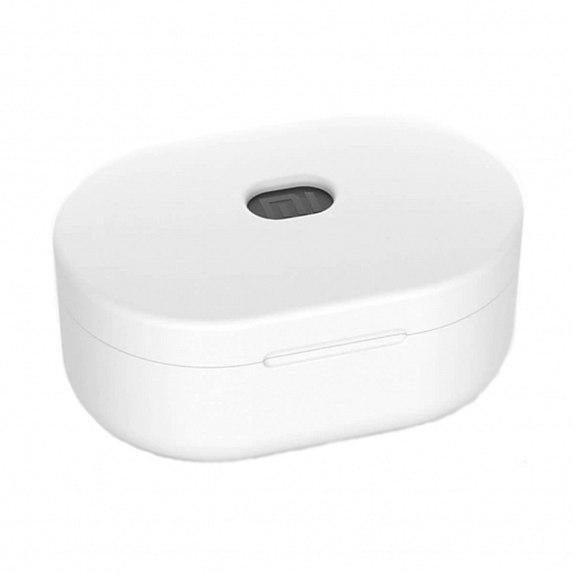 Чехол силиконовый для наушников Redmi AirDots (Earbuds Basic) White