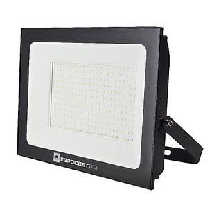 Прожектор светодиодный 200Вт 6400К EV-200-504 PRO 18000Лм, фото 2