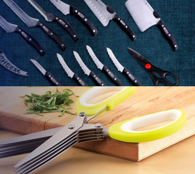 Набор Mirage Blade и ножницы для зелени