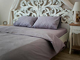 Полуторный комплект постельного белья Silver