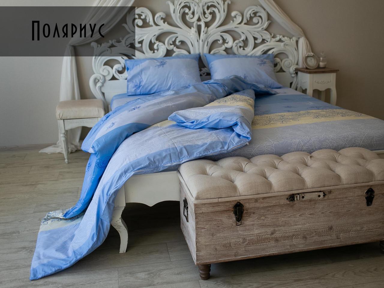 Евро комплект постельного белья Prestige