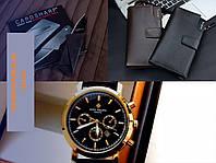 Мужской набор № 3 (Часы наручные + клатч Baellerry business+...)