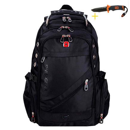 Рюкзак SwissGear (39л) + нож gerber с чехлом